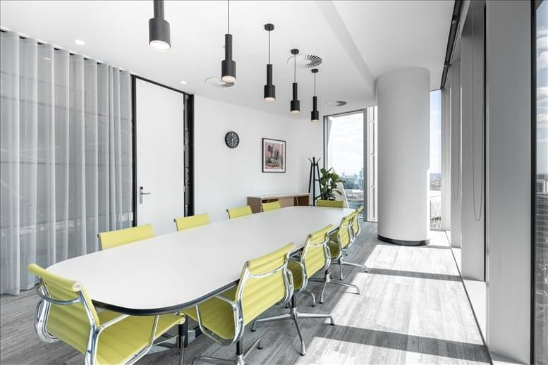 Office for Rent on 100 Bishopsgate, London Liverpool Street