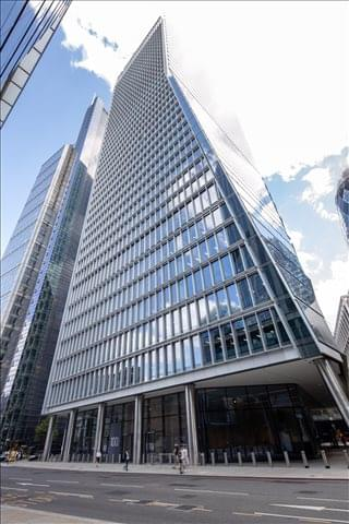 Photo of Office Space on 100 Bishopsgate, London - Liverpool Street