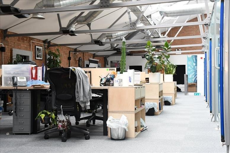 Tileyard Quarter, 230-238 York Way Office Space Kings Cross