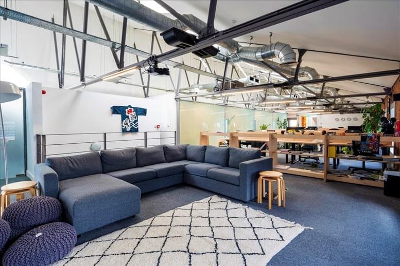 Photo of Office Space on Tileyard Quarter, 230-238 York Way Kings Cross