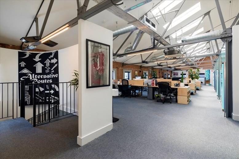 Office for Rent on Tileyard Quarter, 230-238 York Way Kings Cross