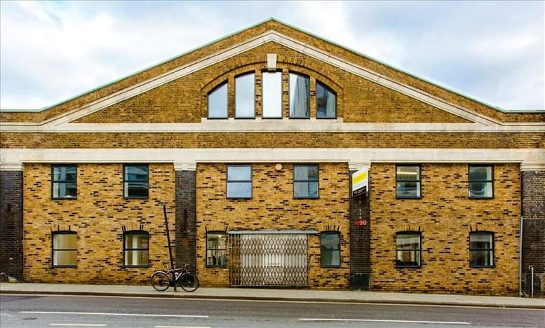 Image of Offices available in Kings Cross: Tileyard Quarter, 230-238 York Way
