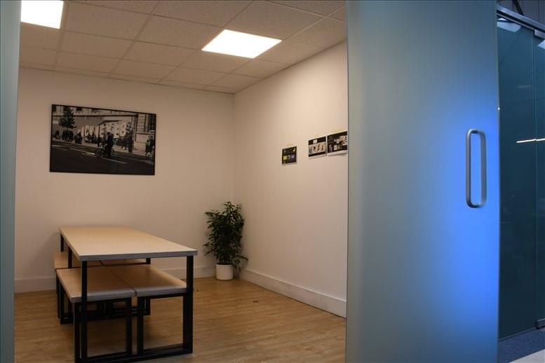 Rent Kings Cross Office Space on Tileyard Quarter, 230-238 York Way