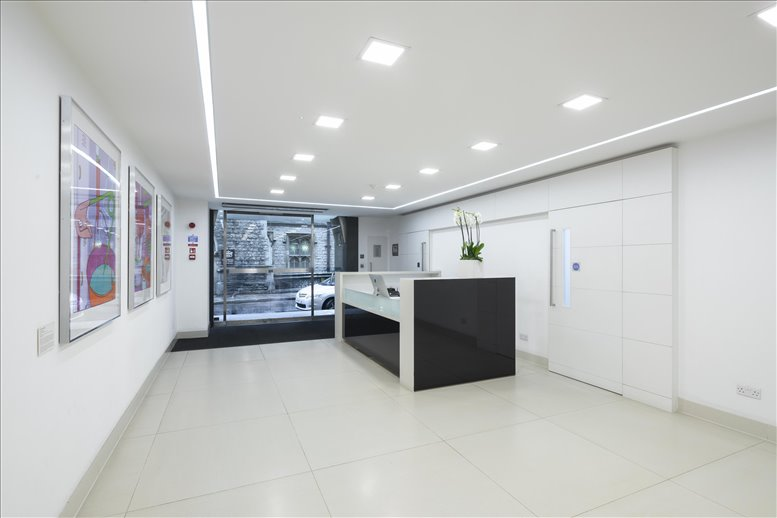 Photo of Office Space on 15 Basinghall Street, City of London Bank