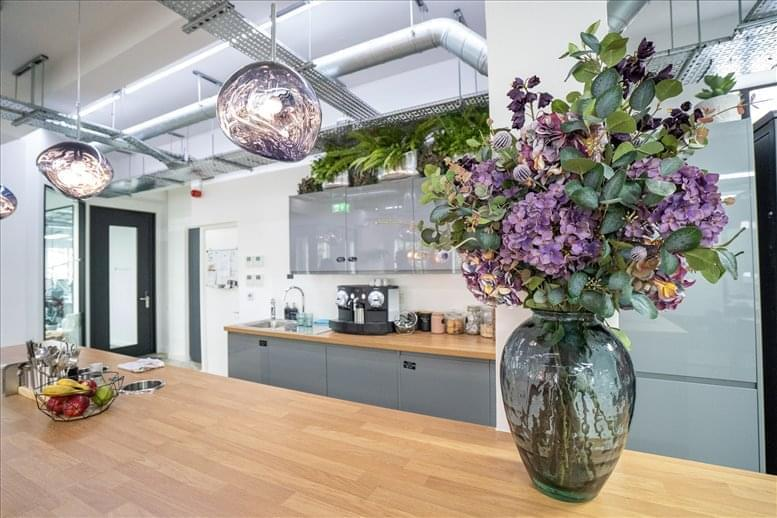 29-31 Euston Road, Central London Office Space Kings Cross