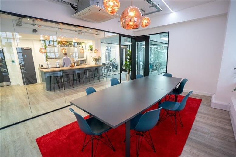 Picture of 29-31 Euston Road, Central London Office Space for available in Kings Cross