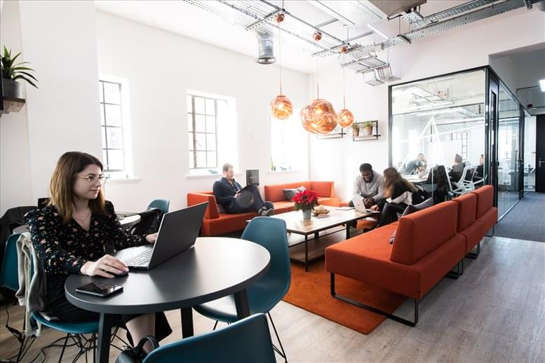 Photo of Office Space on 29-31 Euston Road, Central London Kings Cross