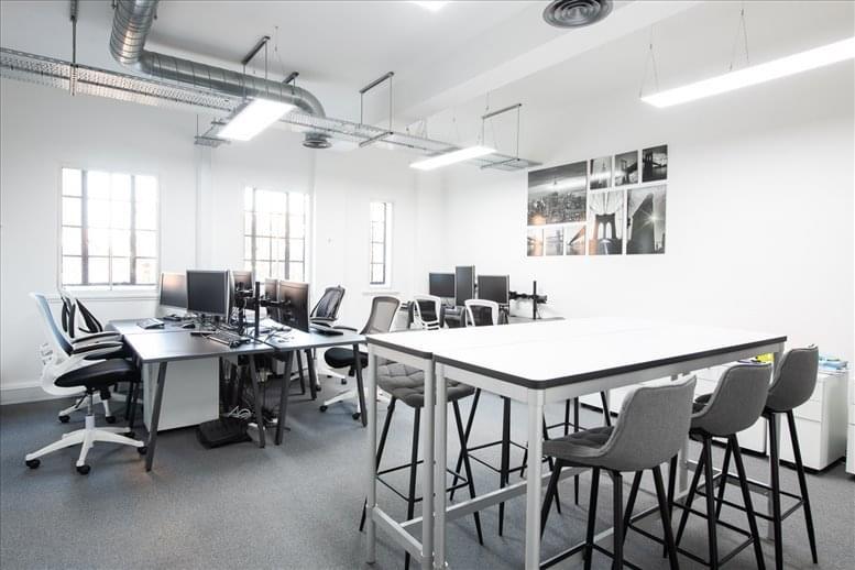 Office for Rent on 29-31 Euston Road, Central London Kings Cross