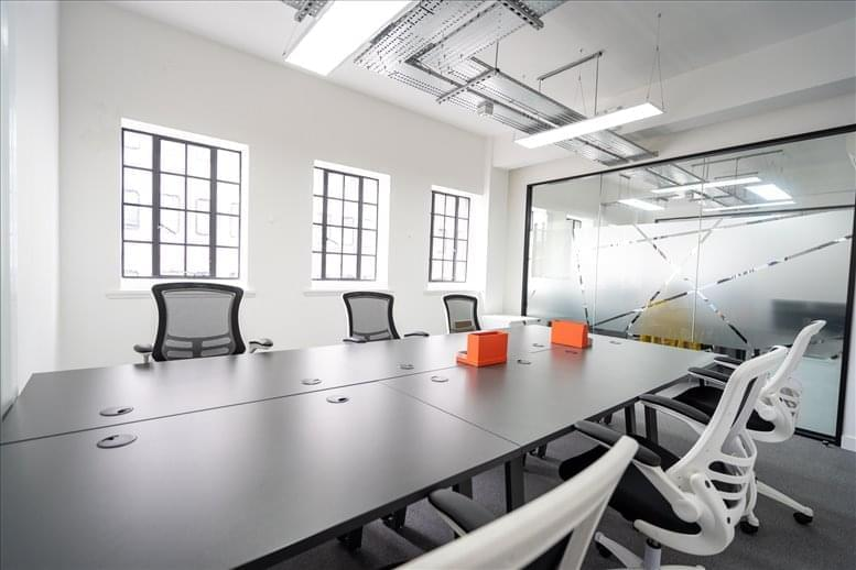 Image of Offices available in Kings Cross: 29-31 Euston Road, Central London