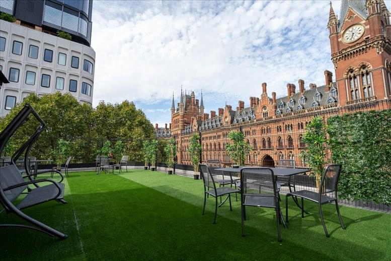 Rent Kings Cross Office Space on 29-31 Euston Road, Central London