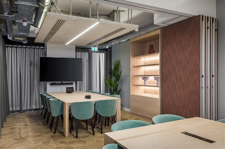 Image of Offices available in Fitzrovia: 42 Berners Street, West End