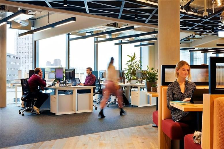 Rent Elephant and Castle Office Space on 241 & 251 Southwark Bridge Road