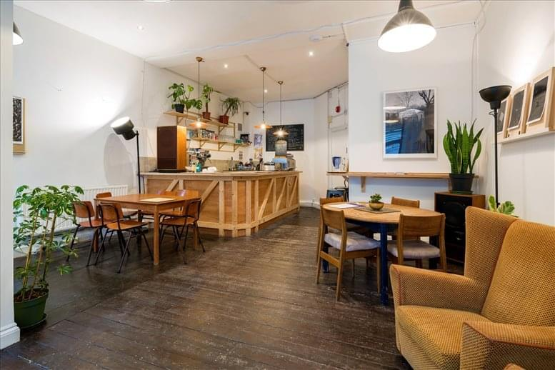 Pelican House, 144 Cambridge Heath Road, London Office for Rent Bethnal Green