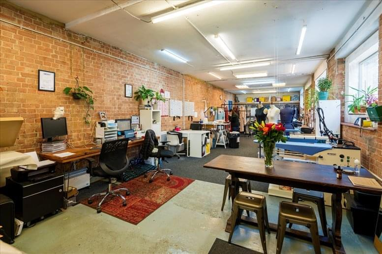 Image of Offices available in Bethnal Green: Pelican House, 144 Cambridge Heath Road, London