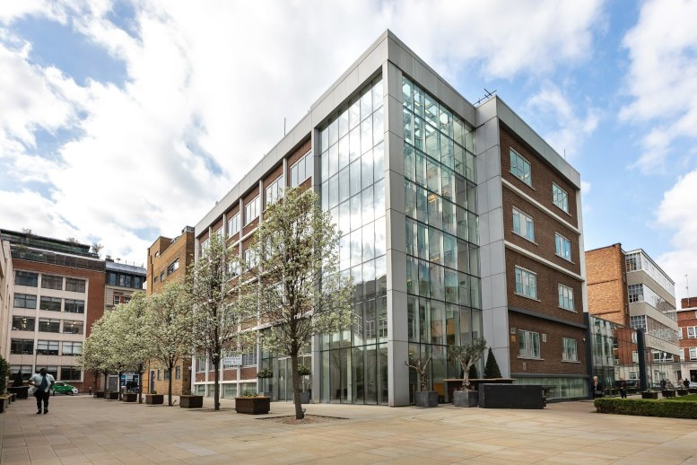 Image of Offices available in Finsbury: 1 Finsbury Market, City Fringe