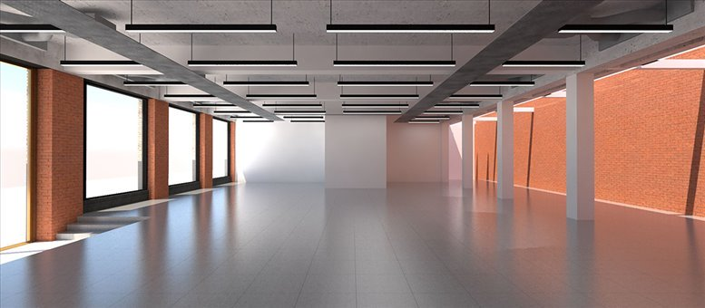 Photo of Office Space on Ink Rooms, 25-37 Easton Street Clerkenwell