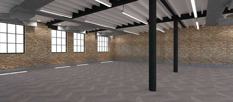 Ink Rooms, 25-37 Easton Street Office for Rent Clerkenwell