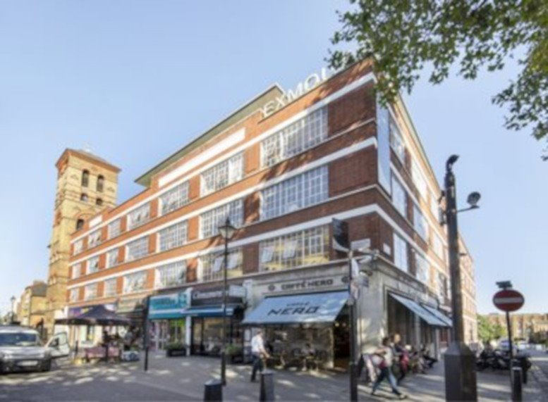 Picture of Ink Rooms, 25-37 Easton Street Office Space for available in Clerkenwell