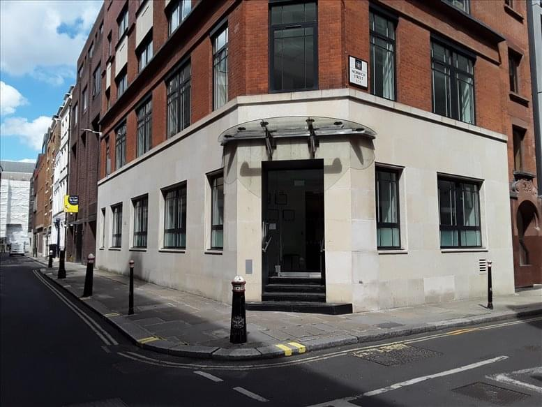 27 Furnival Street, Holborn Office Space Chancery Lane