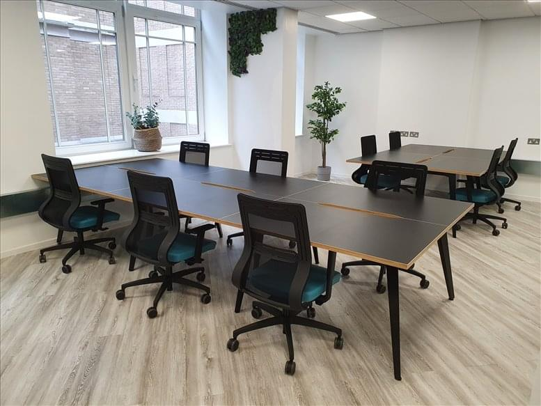Picture of 27 Furnival Street, Holborn Office Space for available in Chancery Lane