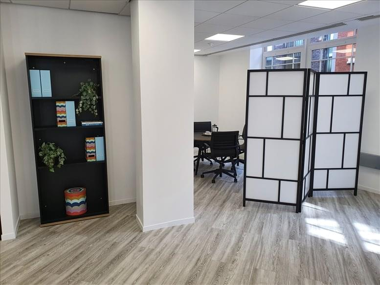 Chancery Lane Office Space for Rent on 27 Furnival Street, Holborn