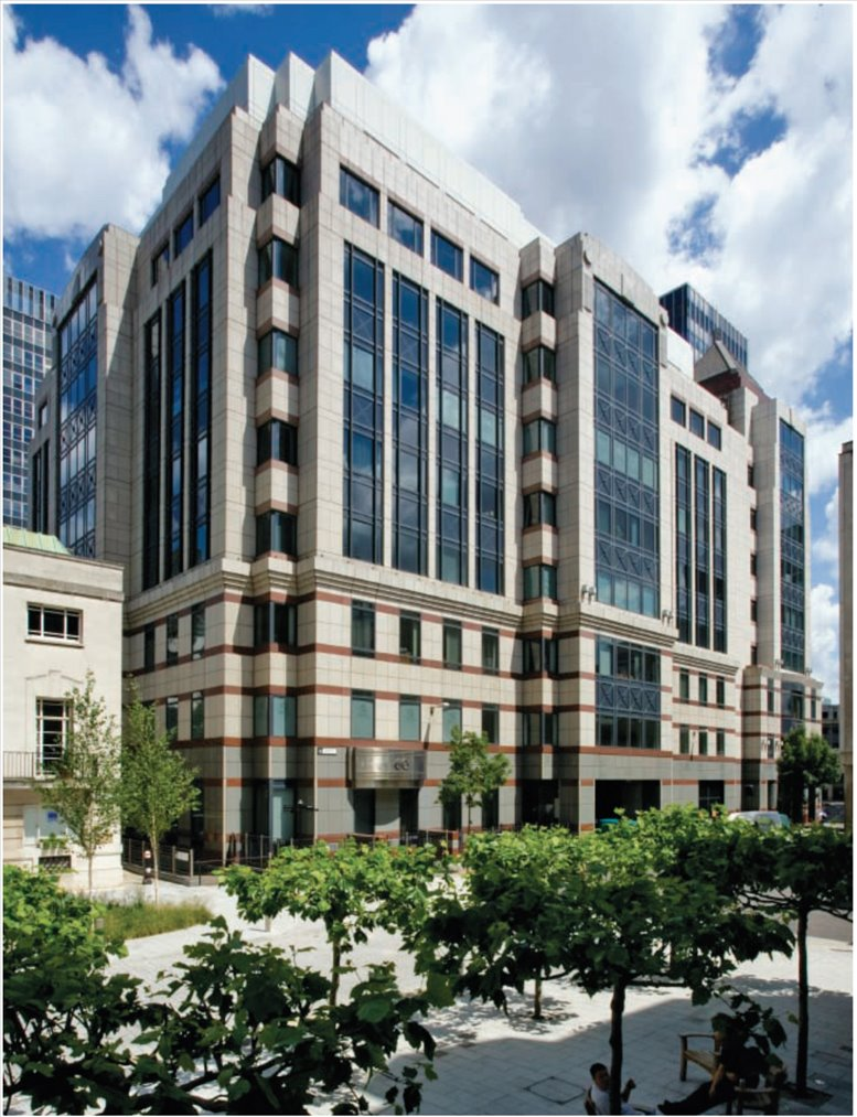 City Place House, 55 Basinghall Street Office Space Moorgate