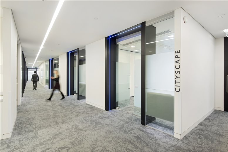 Moorgate Office Space for Rent on City Place House, 55 Basinghall Street