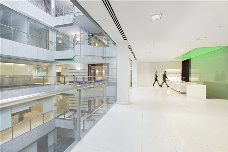 Rent Moorgate Office Space on City Place House, 55 Basinghall Street