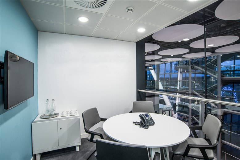 Heathrow Airport Terminal 5, Arrivals Concourse, Western Perimeter Road Office for Rent Heathrow
