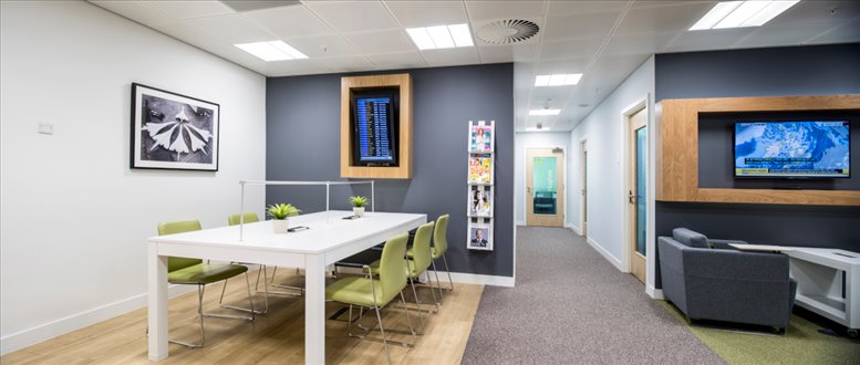 Office for Rent on Heathrow Airport Terminal 5, Arrivals Concourse, Western Perimeter Road Heathrow