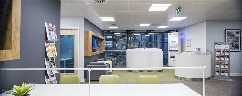 Rent Heathrow Office Space on Heathrow Airport Terminal 5, Arrivals Concourse, Western Perimeter Road