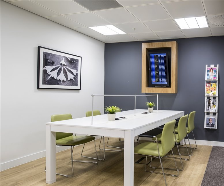 Photo of Office Space available to rent on Heathrow Airport Terminal 5, Arrivals Concourse, Western Perimeter Road, Heathrow