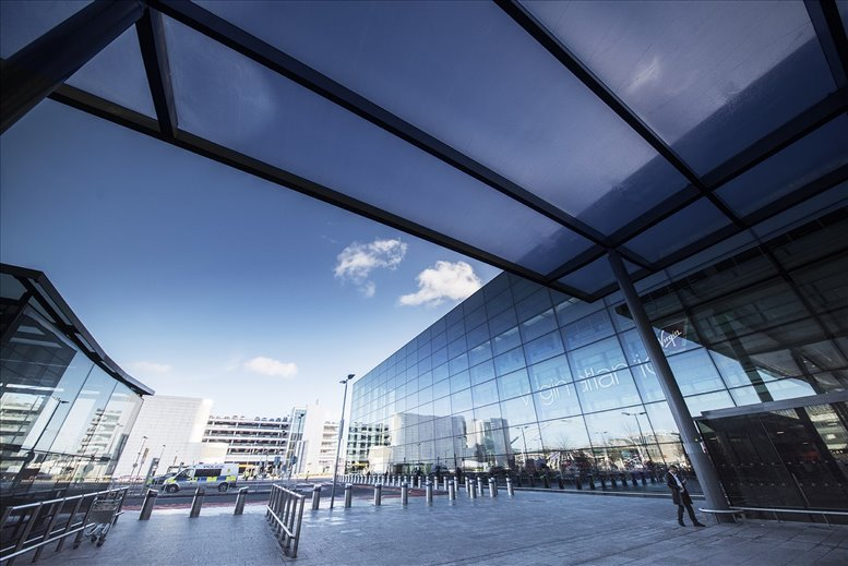 Heathrow Airport Terminal 3, South Wing, Western Perimeter Road available for companies in Heathrow