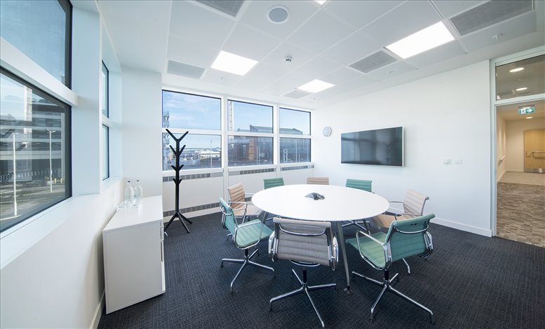 Heathrow Airport Terminal 3, South Wing, Western Perimeter Road Office Space Heathrow