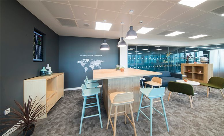 Picture of Heathrow Airport Terminal 3, South Wing, Western Perimeter Road Office Space for available in Heathrow