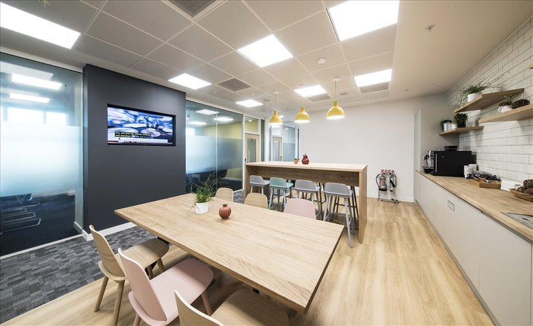 Image of Offices available in Heathrow: Heathrow Airport Terminal 3, South Wing, Western Perimeter Road
