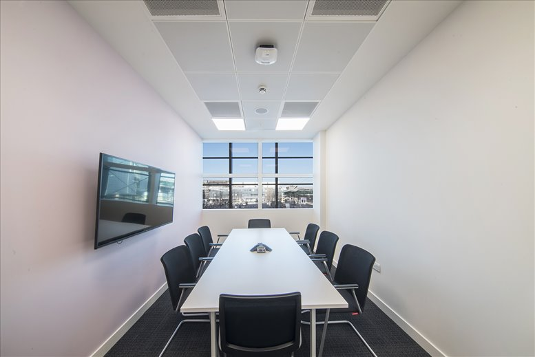 Photo of Office Space available to rent on Heathrow Airport Terminal 3, South Wing, Western Perimeter Road, Heathrow