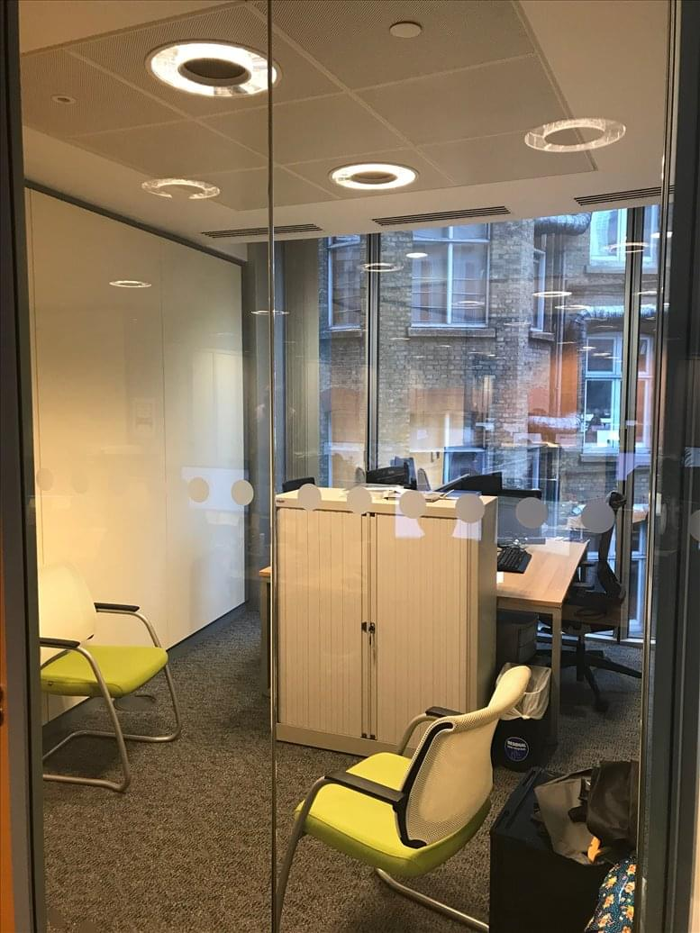 Asticus, 21 Palmer Street Office for Rent St James's Park