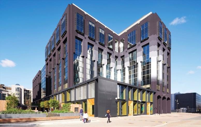 Republic, 2 Clove Crescent, Poplar Office for Rent East London