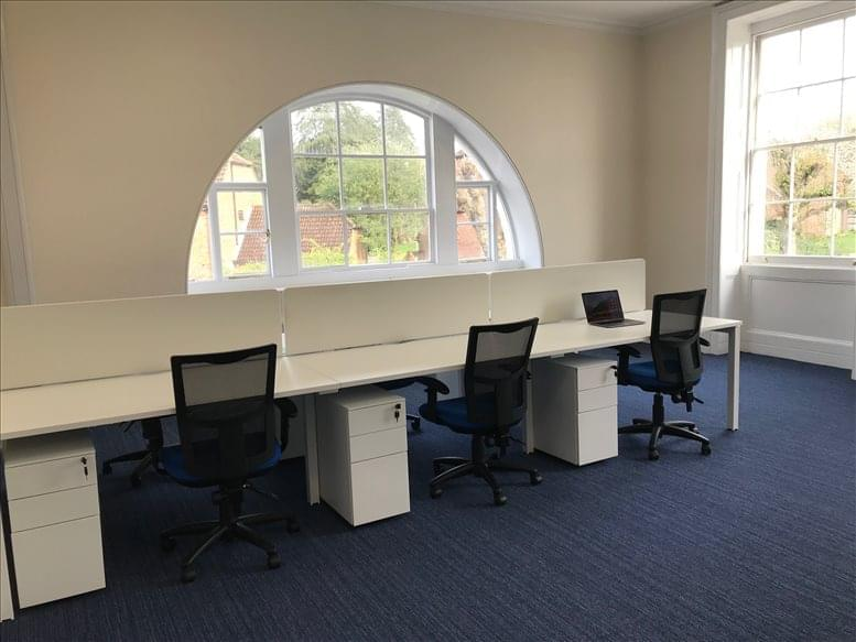 Picture of Hillingdon House, Wren Avenue Office Space for available in Uxbridge