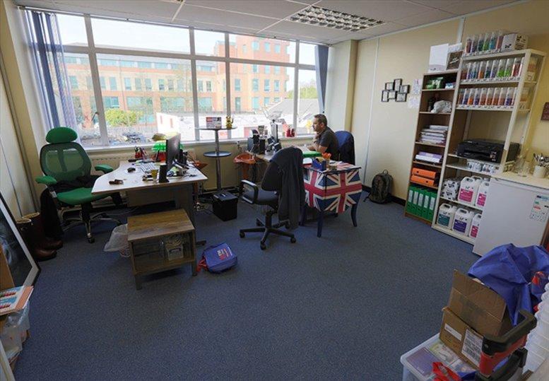 Office for Rent on Stirling Way, Borehamwood Barnet