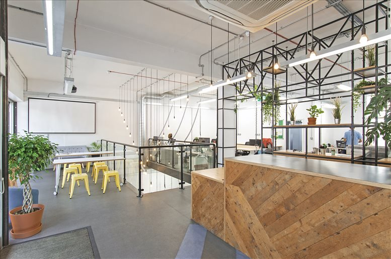 12-14 Vesey Path, Poplar Office for Rent Canary Wharf