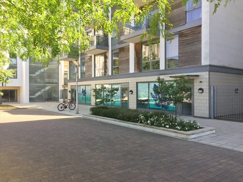 Photo of Office Space on Gilbert House, GWQ Ealing Road Entrance Brentford