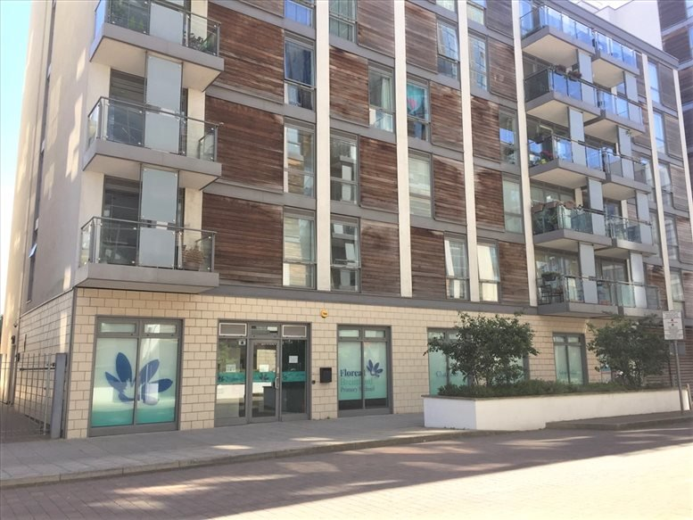 Gilbert House, GWQ Ealing Road Entrance Office for Rent Brentford