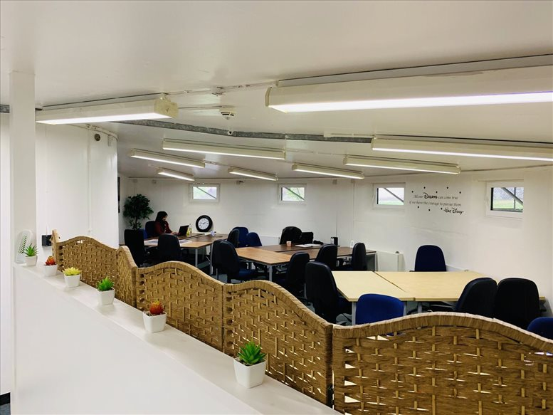 The Workary Avonmore Library, 7 North End Crescent, Hammersmith Office for Rent Hammersmith