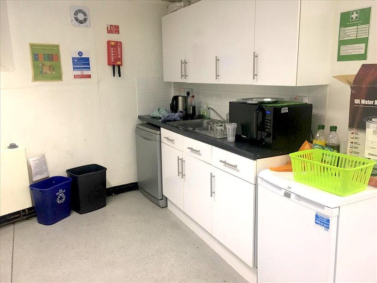 Office for Rent on The Workary Avonmore Library, 7 North End Crescent, Hammersmith Hammersmith
