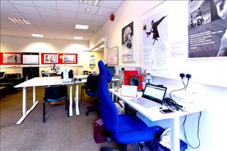 Photo of Office Space on The Workary Brompton, 210 Old Brompton Rd, Kensington - Earls Court