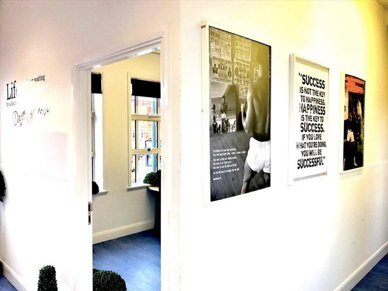 Picture of The Workary, Bellegrove Road, Welling Office Space for available in Beckenham