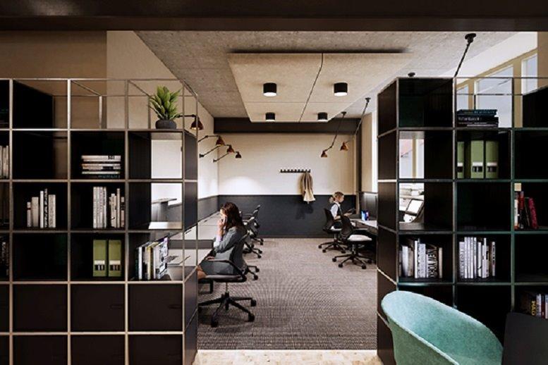 Brickfields, 37 Cremer Street, Hackney Office Space Hoxton