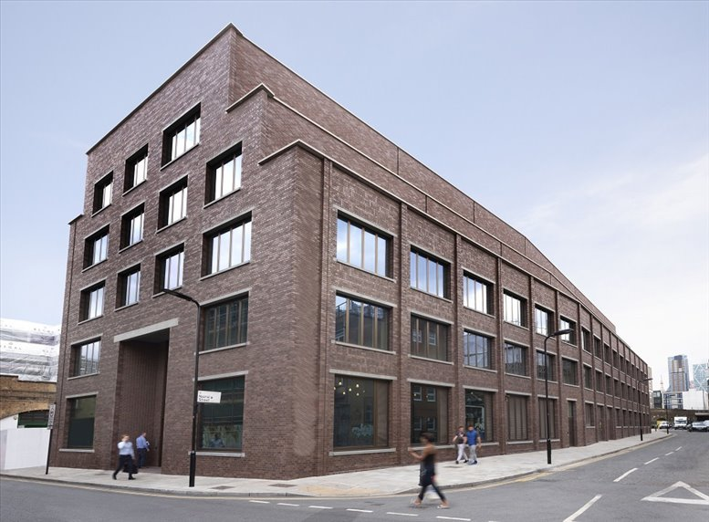 Picture of Brickfields, 37 Cremer Street, Hackney Office Space for available in Hoxton